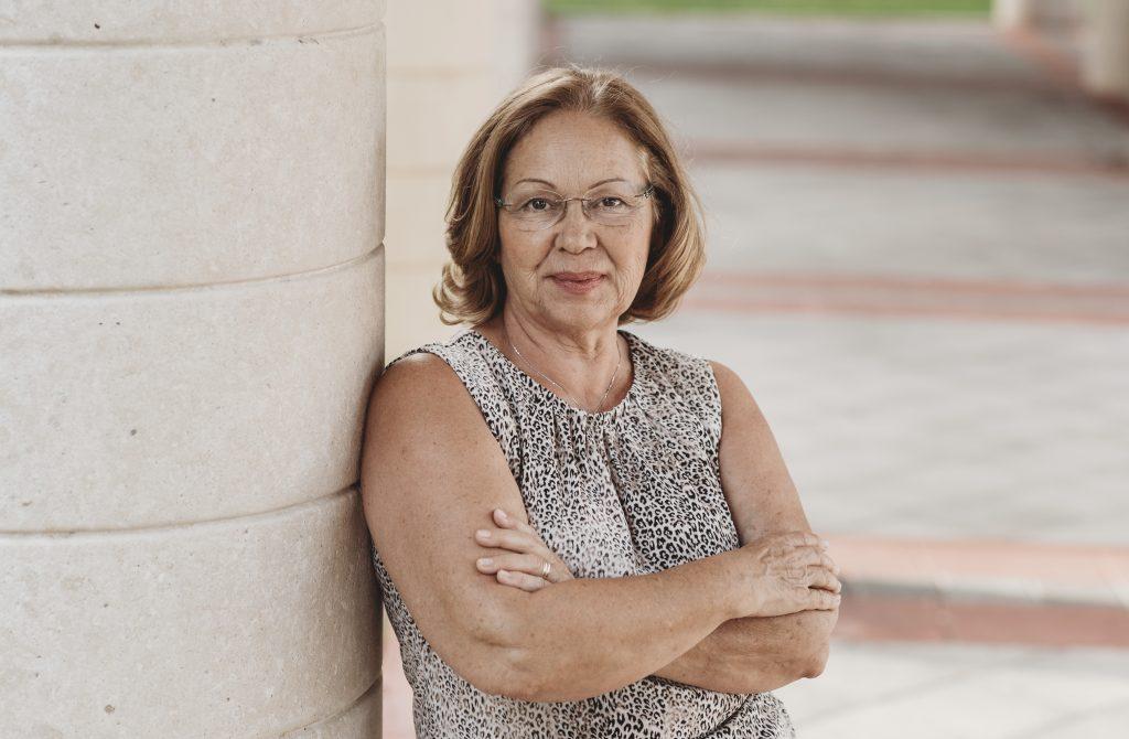 Mujeres Royo directivas: Mª Carmen López