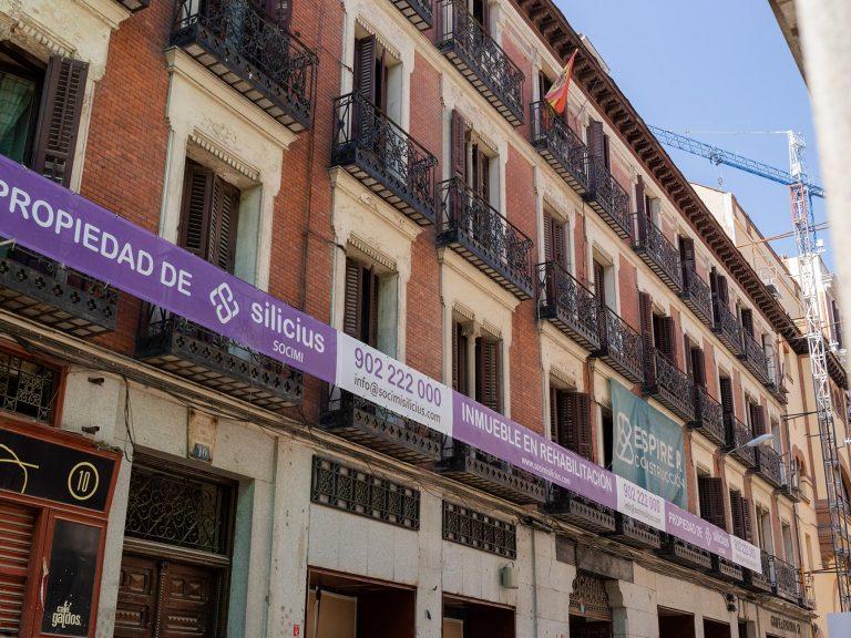 La participada de Invext, Silicius, absorbe la Inmobiliaria Ibérica Madrid