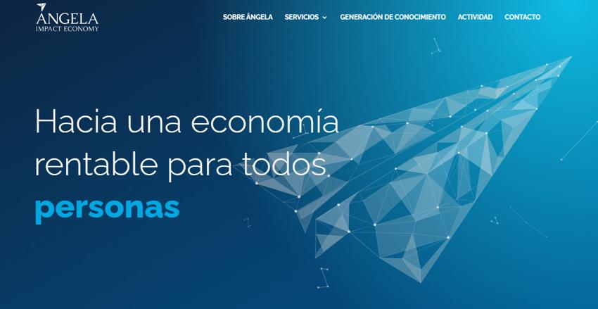 Invext, socio del proyecto empresarial Ângela Impact Economy